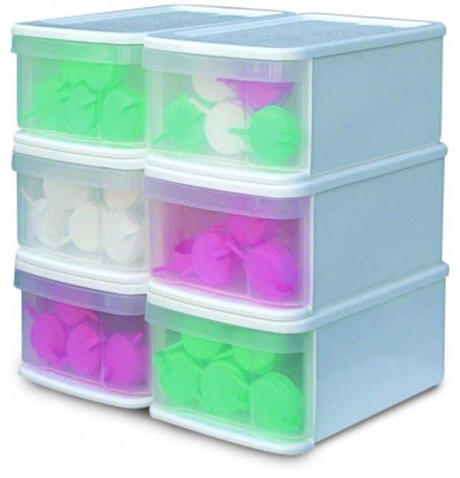 Multiroir caj n de polipropileno cajas almacenamiento y - Cajas de polipropileno ...