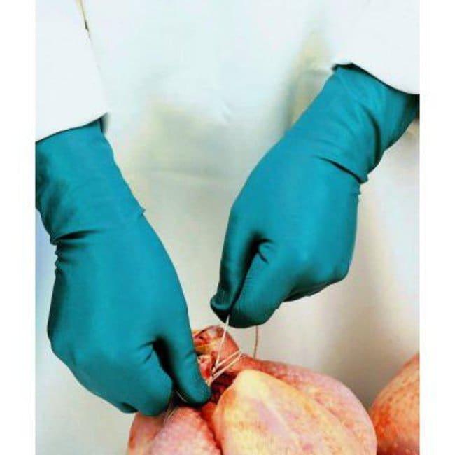 Ansell Edmont™Profood™ Grüne Handschuhe der Serie 79-340 aus Nitril Größe: 8 Produkte