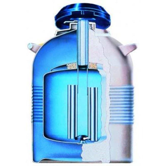 Taylor Wharton™Extended Time Refrigerator: Sistemas de crioconservación Refrigeradores, congeladores y equipos criogénicos