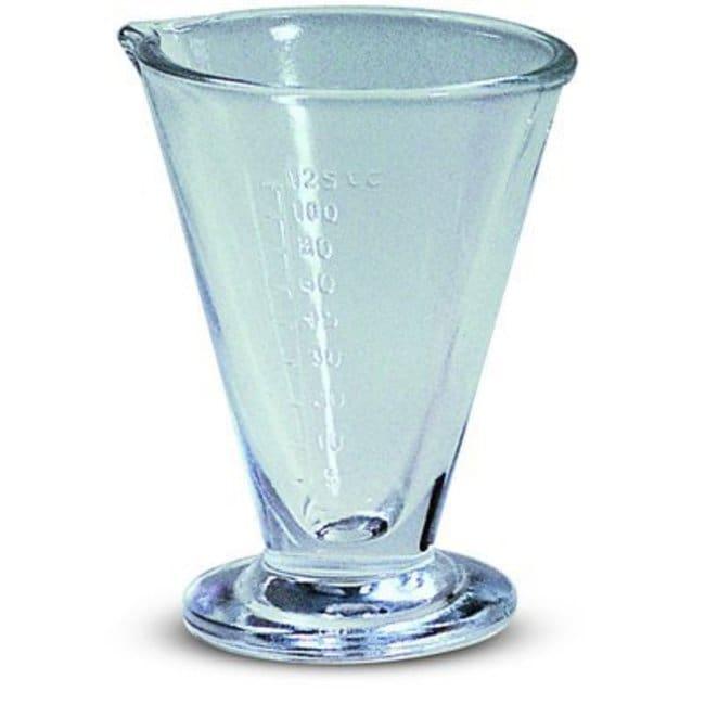 Rogo Sampaic™Messbecher aus Glas Capacity: 250mL Rogo Sampaic™Messbecher aus Glas