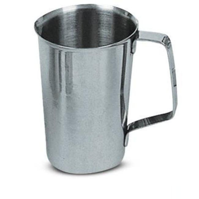 Cole-Parmer™Stainless Steel Pouring Beaker Capacity: 500mL Cole-Parmer™Stainless Steel Pouring Beaker