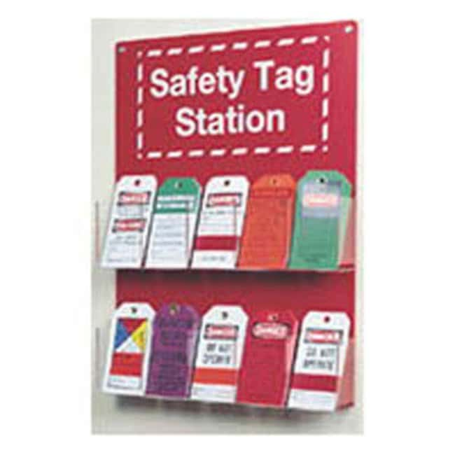 brady safety tags dimensions 41910w x 55880mmh lockout tagout stations and kits - Lock Out Tag Out Kits