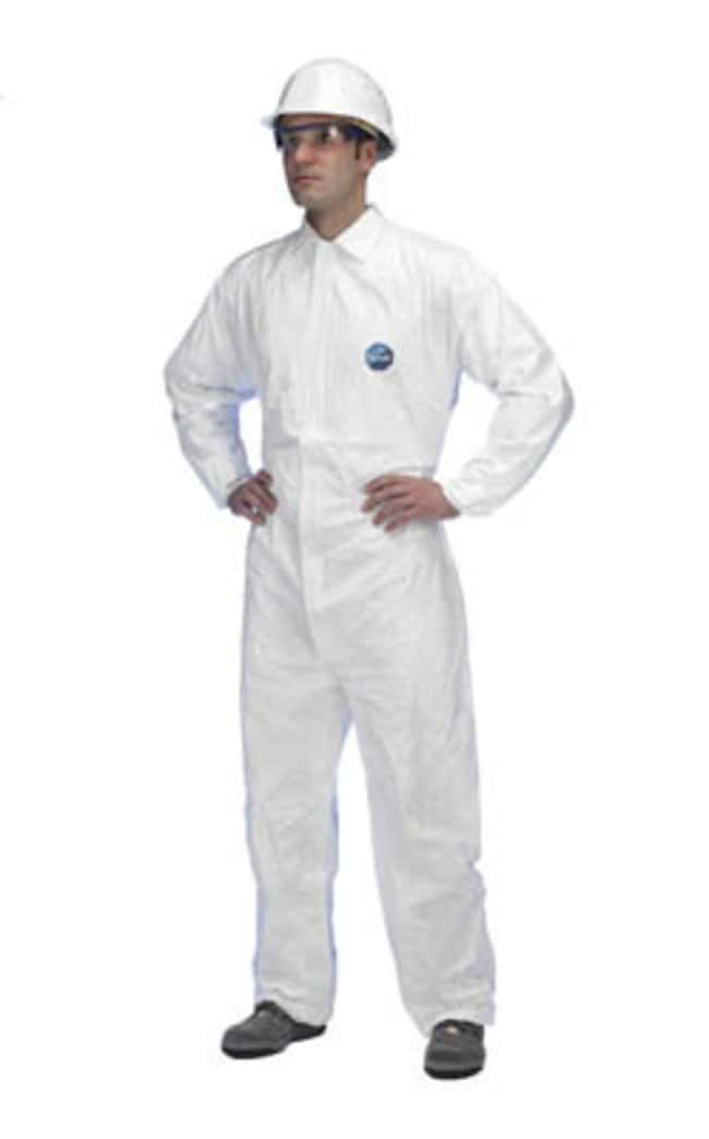 DuPont™ Tyvek 500  Industry  Coveralls Size: Medium DuPont™ Tyvek 500  Industry  Coveralls