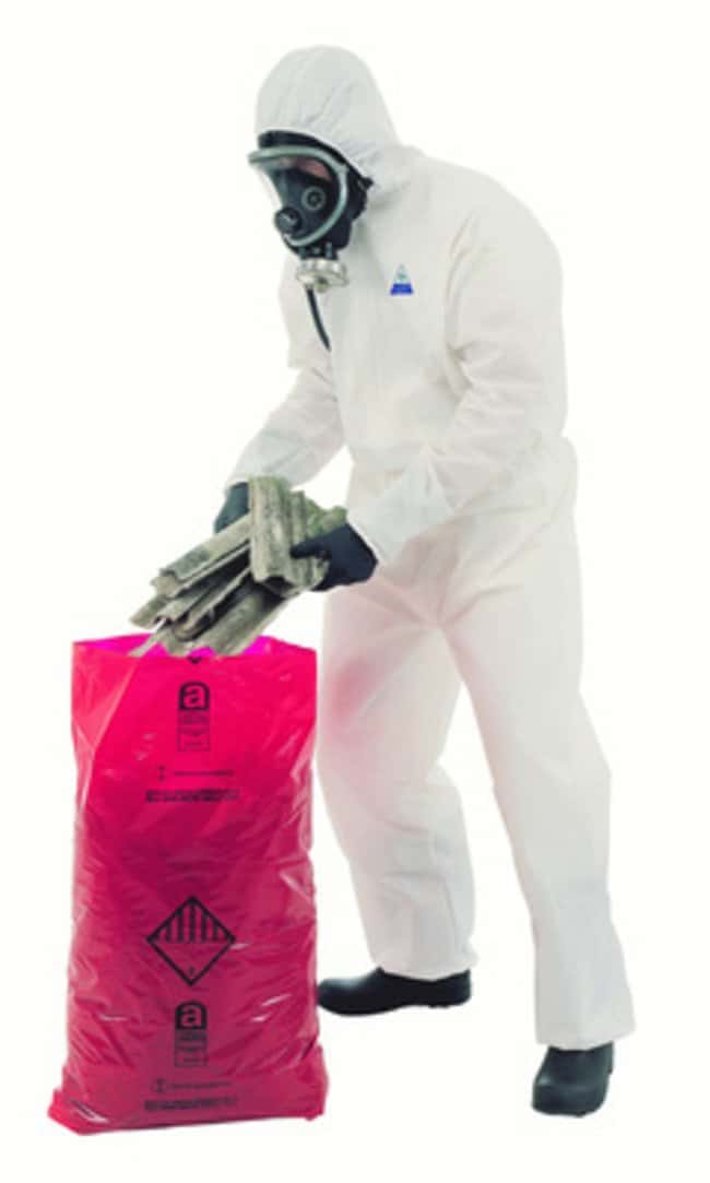Kimberly-Clark™ KLEENGUARD™ A40 Liquid and Particle Protection Coveralls Size: X-Large Kimberly-Clark™ KLEENGUARD™ A40 Liquid and Particle Protection Coveralls