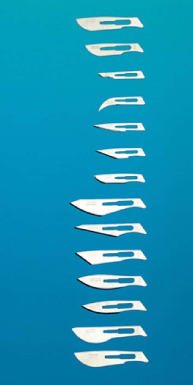 Swann-Morton™Carbon Steel Non-sterile Scalpel Blades Size: No. 25 Swann-Morton™Carbon Steel Non-sterile Scalpel Blades