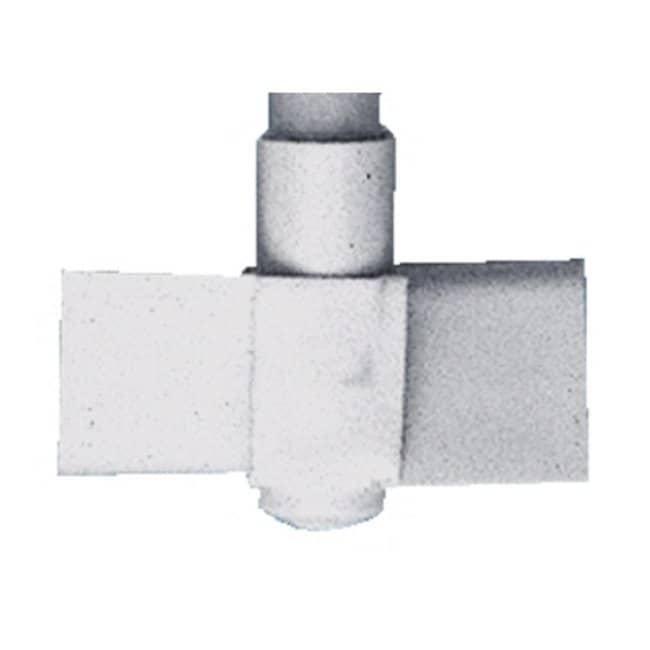 Cole-Parmer™Polypropylen-Rührstangen-Baugruppe mit zwei Blättern Length: 350.83mm; Diameter: 40mm Produkte