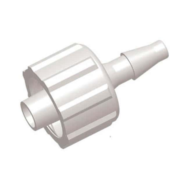 Ark Plas Products™Polypropylene Male Luers with Lock Ring: Tubing Connectors, Fittings, and Accessories Tubing