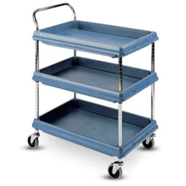 Metro™Deep Ledge Utility Carts: Carros Furniture, Storage, Casework, Carts and Hoods