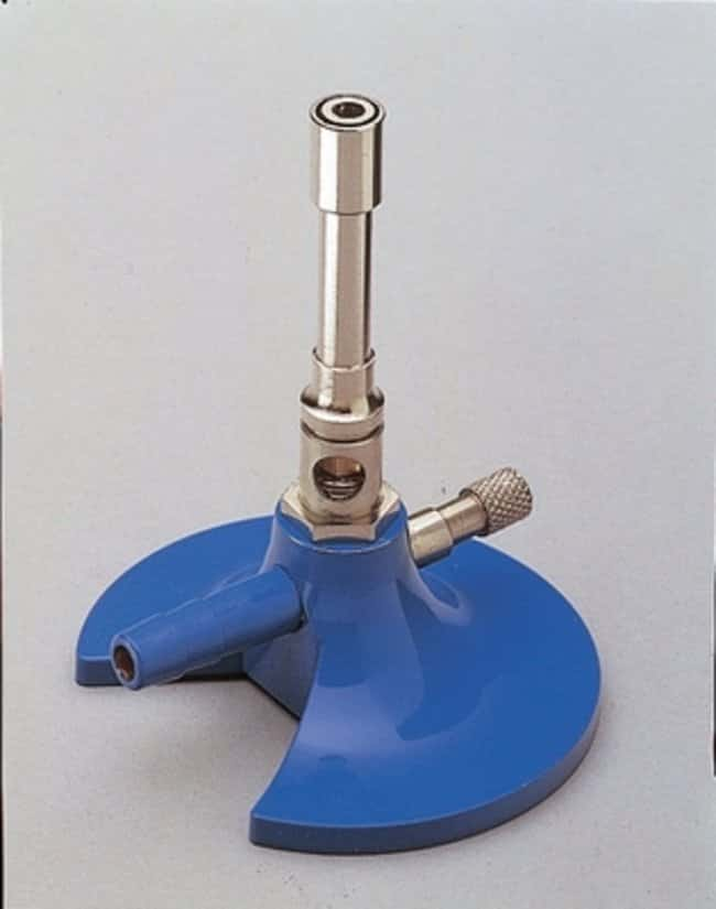 Fisherbrand™ Bunsen Burner with Tétine Connector without Pilot Light Height: 88mm Fisherbrand™ Bunsen Burner with Tétine Connector without Pilot Light