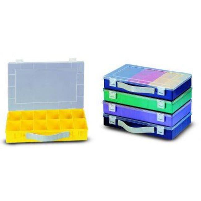 Huenersdorff caja surtida de polipropileno dimensions d - Cajas de polipropileno ...