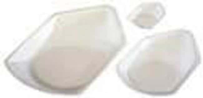 Cole-Parmer™ Canoe-shaped Weigh Dishes with Pour Spout, polystyrene Capacity: 140mL Cole-Parmer™ Canoe-shaped Weigh Dishes with Pour Spout, polystyrene