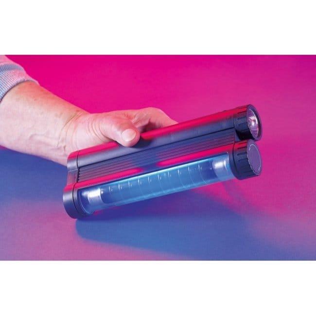 UVPMini UV Lamp Model: UVL-4F; Wavelength: 365nm; Includes: Flashlight UVPMini UV Lamp