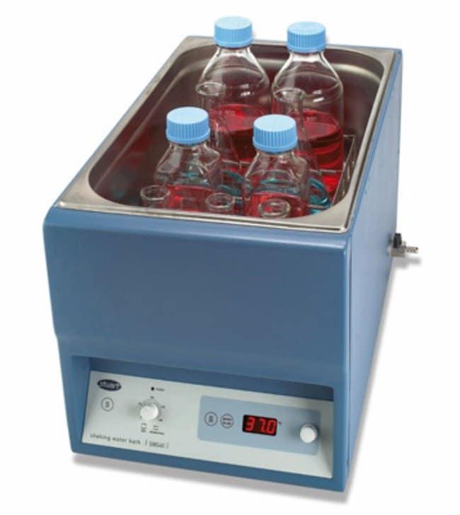 Cole-Parmer™Stuart™ SBS40 Shaking Waterbath Shaking Waterbath; Capacity: 24 L General Purpose Water Baths