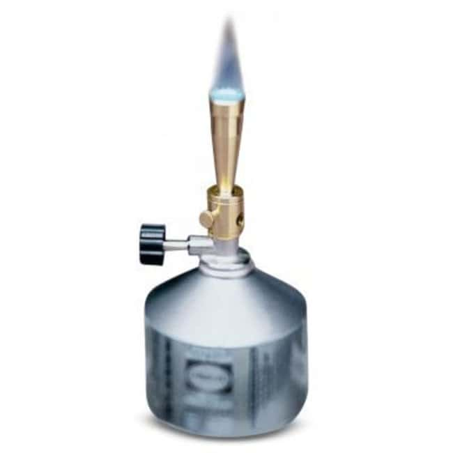 Fisherbrand™Meker Steel Bunsen Burner Gas Head Diameter: 20mm Burner Accessories
