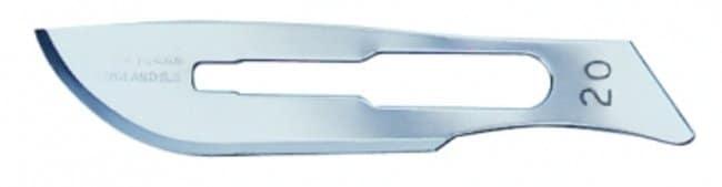Swann-Morton™Carbon Steel Scalpel Blades Size: No.14 Swann-Morton™Carbon Steel Scalpel Blades