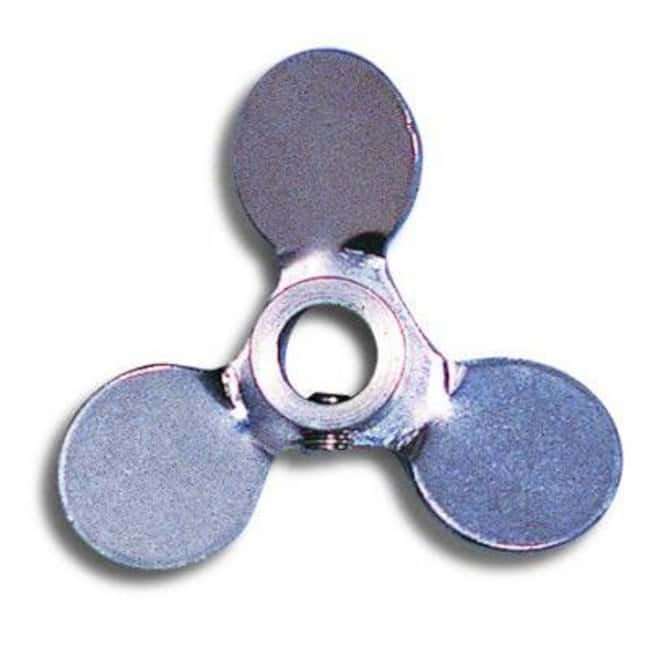 Cole-Parmer™ Propellers for ServoDyne™ Electronic Mixers Marine style; Overall diameter: 1.5 in. (38mm) Cole-Parmer™ Propellers for ServoDyne™ Electronic Mixers