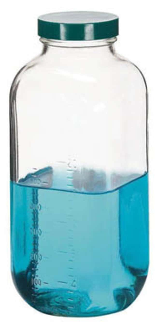 Cole-Parmer™Vorgereinigte Glasflaschen Capacity: 240mL Cole-Parmer™Vorgereinigte Glasflaschen
