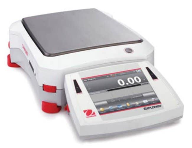 Ohaus™Explorer Precision Balances Model: EX1103M; Capacity: 1100g Ohaus™Explorer Precision Balances