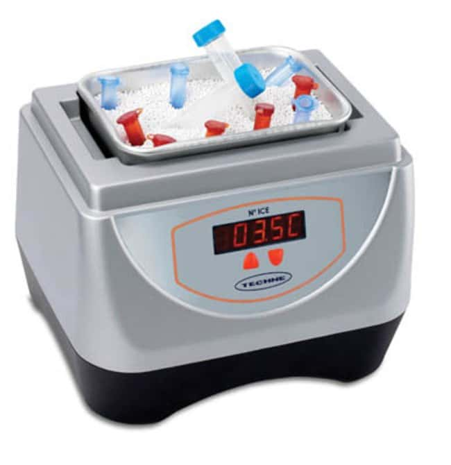 Techne™N°ICE Electronic Ice Bucket For Use With: Chilling samples or reagents throughout the whole working day Lab Refrigerators