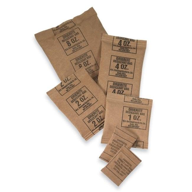 Cole-Parmer™Hammond™  Drierite™ Desiccant Bags Capacity: 3g Cole-Parmer™Hammond™  Drierite™ Desiccant Bags