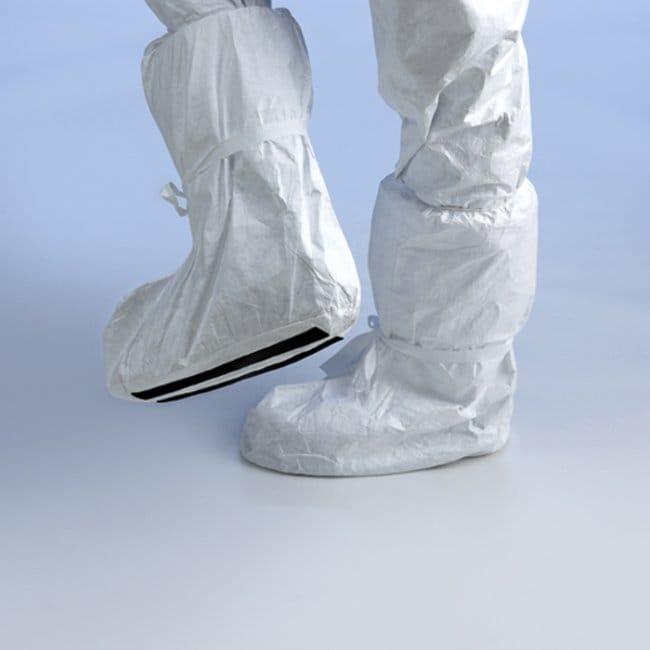 DuPont™Tyvek™ 500 Überschuhe mit rutschhemmenden Gummistreifen Farbe: Weiß; Größe: Universal Chemical Resistant Overshoes