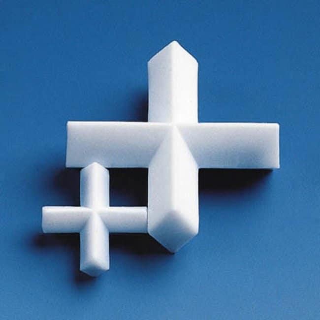 BRAND™X-Shape PTFE Magnetic Stirring Bars Dimensions: 38 dia. x 15mmH BRAND™X-Shape PTFE Magnetic Stirring Bars
