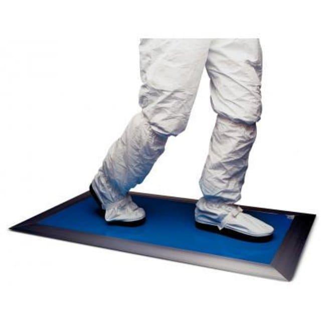 CEEC Control Environ Eqpt Corp™Anti Dust Sticky Mat Doormats Color: Blue; Size: 91 x 114cm CEEC Control Environ Eqpt Corp™Anti Dust Sticky Mat Doormats