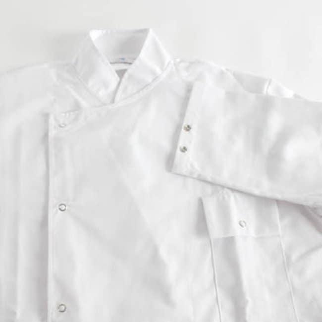 Logistik Unicorp™Faithful White 100% Cotton Lab Coats Chest Size: 116cm Logistik Unicorp™Faithful White 100% Cotton Lab Coats