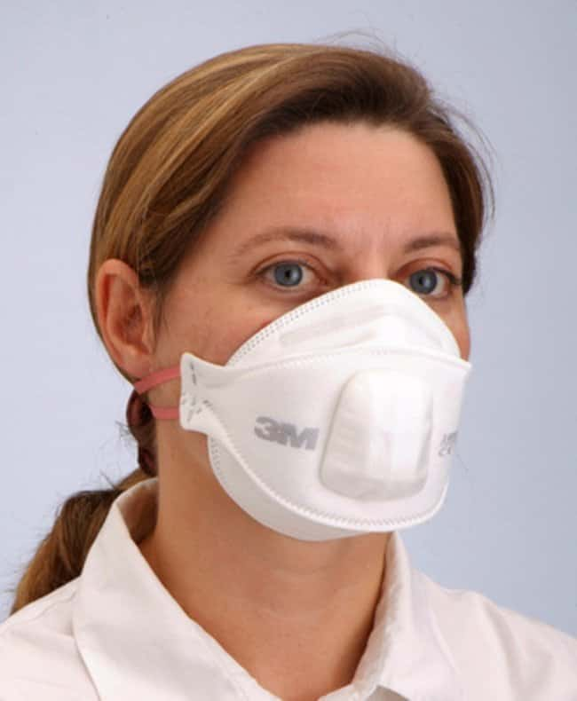 3M™ Aura™ Healthcare Particulate Respirator, Series 1883 Qty: 48 Pack Air Purifying Respirators Disposable
