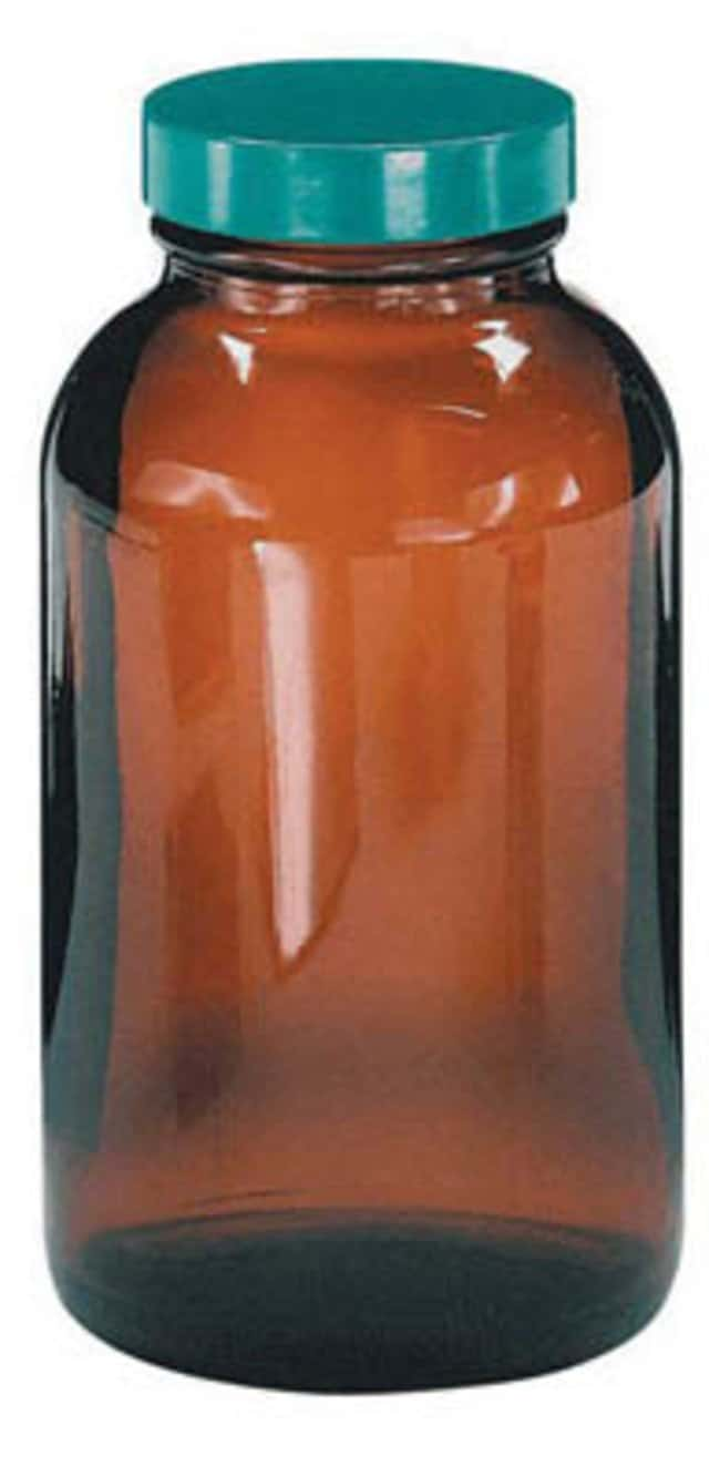 Cole-Parmer™ Glass Pre-Cleaned Bottles Capacity: 60mL Cole-Parmer™ Glass Pre-Cleaned Bottles