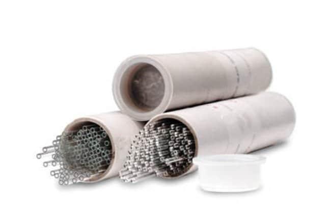 Cole-Parmer™Stuart™ Glass Melting Point Tubes Material: Glass Cole-Parmer™Stuart™ Glass Melting Point Tubes