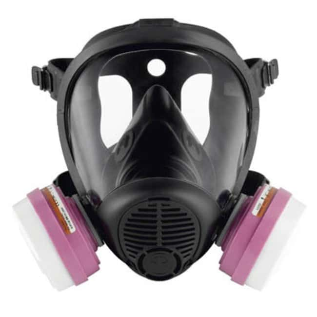 Sperian™Honeywell™ OPTIFIT TWIN™ Medium Full Face Respirator Masks Size: Medium Air Purifying Respirators Full Face