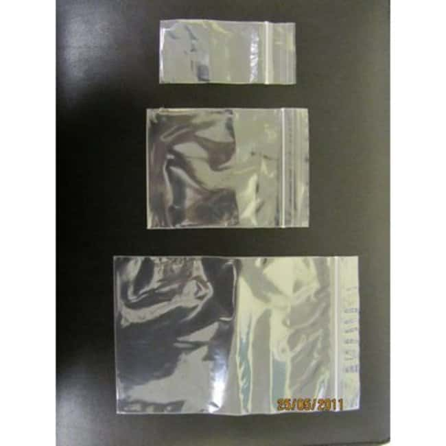Bryson Packaging™ Polyethylene Bags: Food and Beverage Specimen Collection and Media Food and Beverage Testing