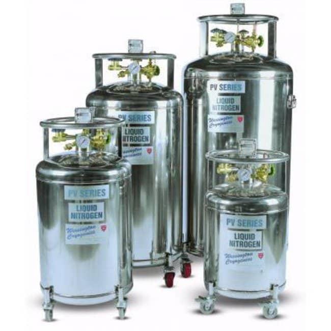 Wessington Cryogenics™N2 Pressurized Vessel: Home