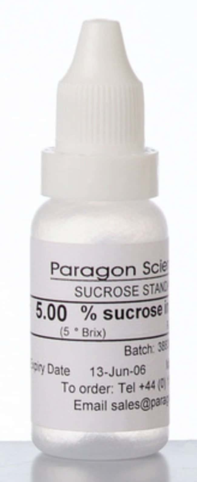 Paragon Scientific Sucrose Brix/RI Standards 60.00 Brix Paragon Scientific Sucrose Brix/RI Standards