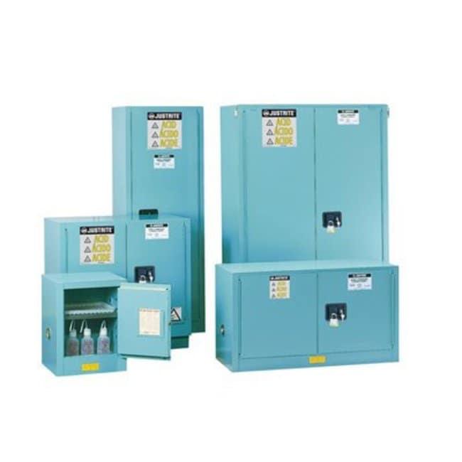 Justrite™SAEURE/BASE SCHRANK 125 L MANUELL MANUELL  Acids and Corrosives Safety Storage Cabinets