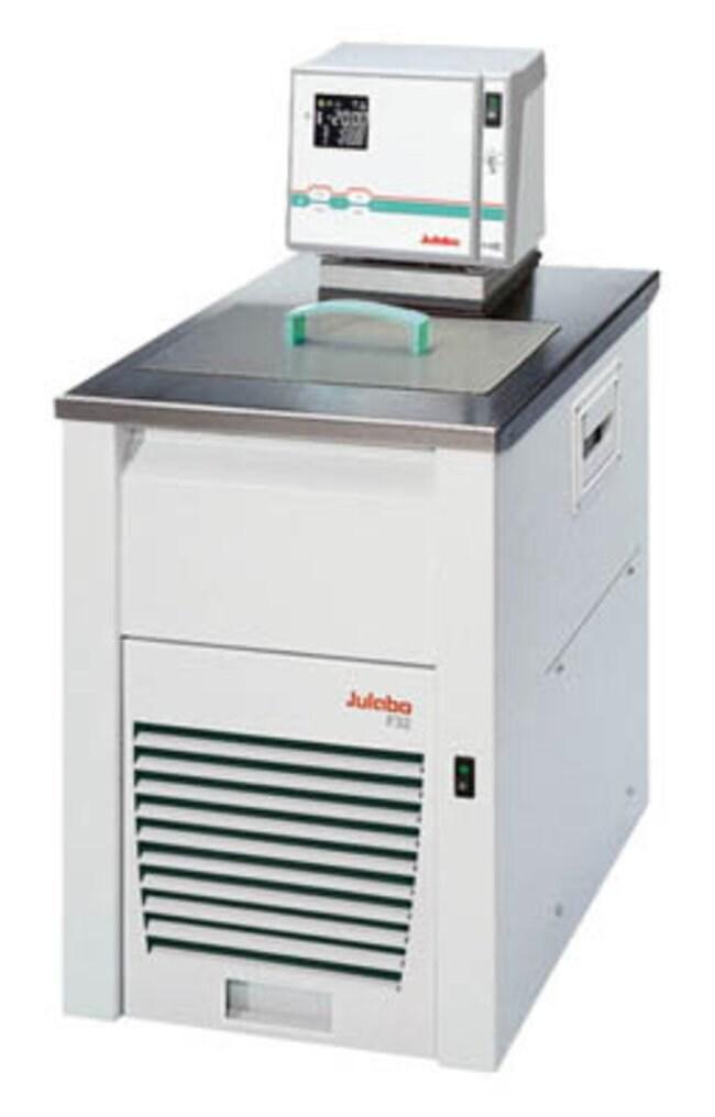 JULABO™Kälteumwälzthermostate der SerieF mit ICC-Sensor Bereich: -35 bis 200°C; integriertes Programmiergerät: 1 x 10 Schritte JULABO™Kälteumwälzthermostate der SerieF mit ICC-Sensor