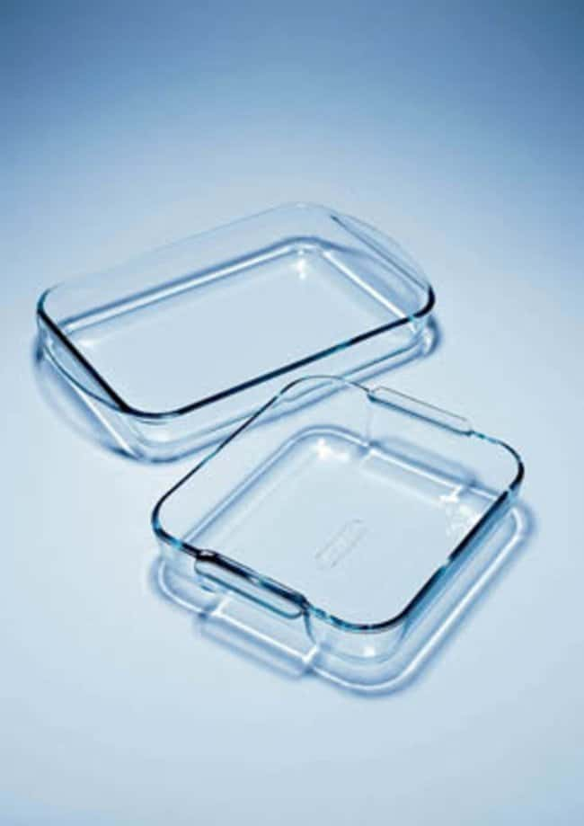 Pyrex™ Borosilicate Glass General Purpose Dish Dimensions: 366L x 266W x 55mmH Products