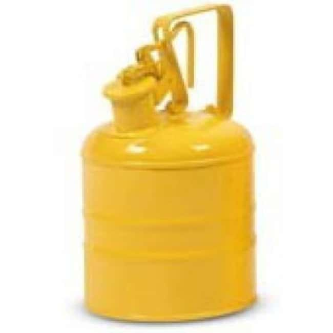 Justrite™Steel Safety Can Capacity: 1L Justrite™Steel Safety Can