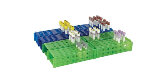 Fisherbrand Clinical 4-Way Rack:Racks, Boxes, Labeling and Tape:Racks