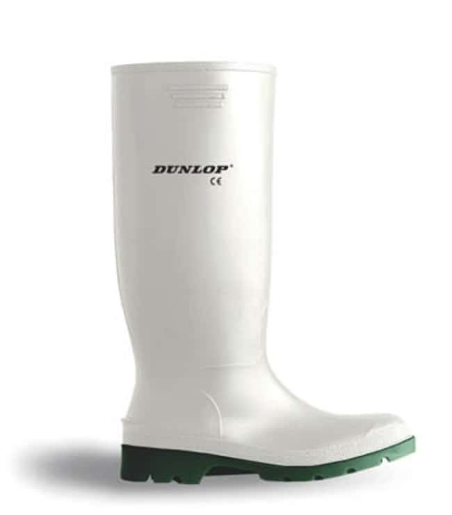 Euro Protection™Dunlop™ Hygrade Boots Color: White/Green/White; Size: 39 Euro Protection™Dunlop™ Hygrade Boots