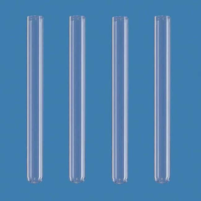 Brand™Soda Lime Glass Culture Tubes Diameter: 12mm; Height: 100 Hmm; RCF Rating: 3000RCF; Quantity: 144/pk products