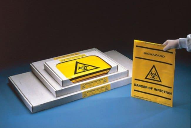 Alpha Packaging™ B-safe™ Polyethylene Biohazard Bag