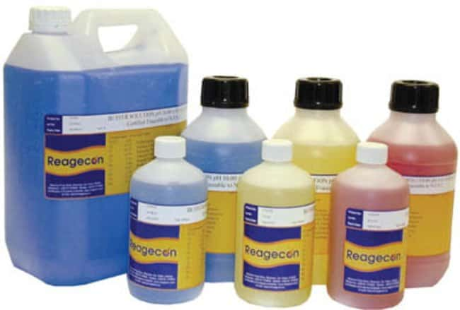 pH Buffer Solution pH 5, Fisher Chemical™ Quantity: 1L pH Buffer Solution pH 5, Fisher Chemical™