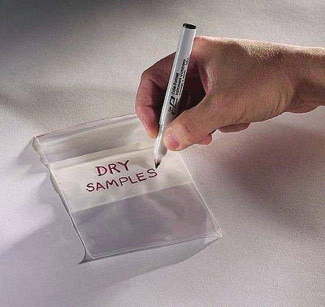 Cole-Parmer™Taschen aus Polyethylen niedriger Dichte mit Druckverschluss Dimensions (L x W): 152 x 102 mm Produkte