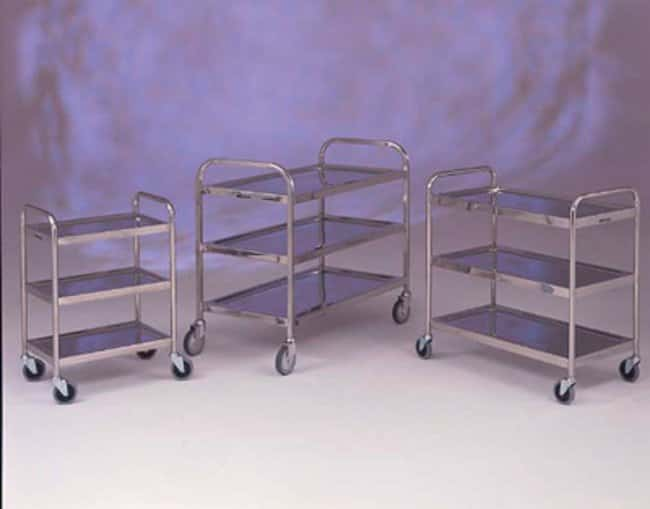 Trolleys: Carts Furniture, Storage, Casework, Carts and Hoods