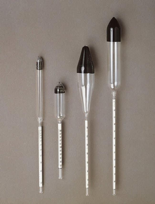 Brannan™BS 718 Model Soda Glass Density Hydrometers: Moisture Meters Spectrophotometers, Refractometers and Benchtop Instruments