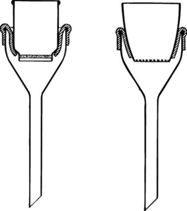 Fisherbrand™Gummikegel Konusgröße: 40 mm-Innendurchmesser, großes Ende; Innendurchmesser von 25mm, kleines Ende Fisherbrand™Gummikegel