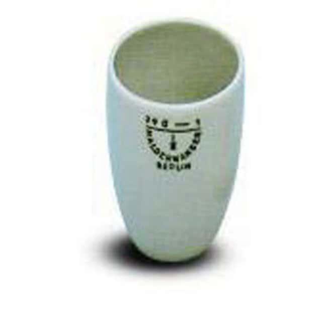 Haldenwanger™Porzellantiegel, hohe Form Capacity: 50mL Haldenwanger™Porzellantiegel, hohe Form