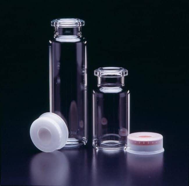 JG Finneran Associates™Borosilicate Glass Headspace Vials: Autosampler Vials and Vial Sets Autosampler Vials, Caps, and Closures